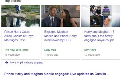Prince Harry's Wedding Plan