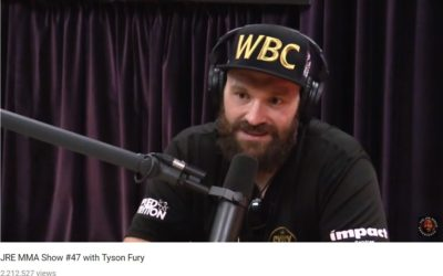 How Tyson Fury Lost 10 Stone (60 Kg)
